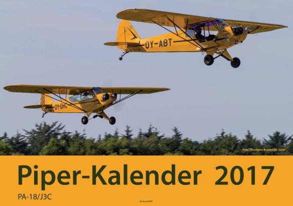 Piperkalender 2017 Titelbild