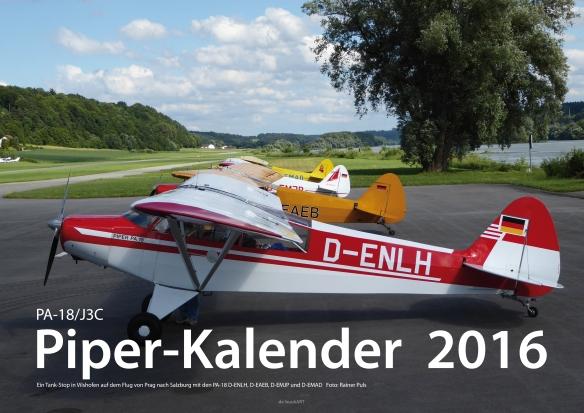 Piperkalender 2016 Titelbild