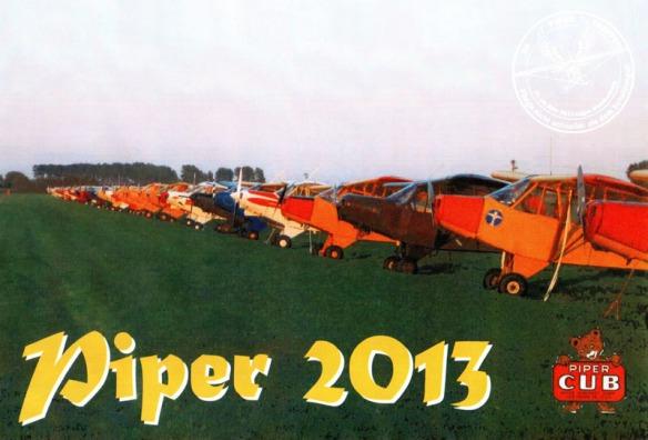 Piperkalender 2013 Titelbild
