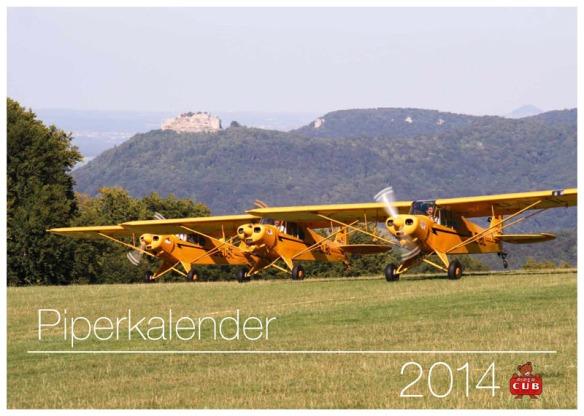 Piperkalender 2014 Titelbild