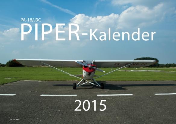 Piperkalender 2015 Titelbild