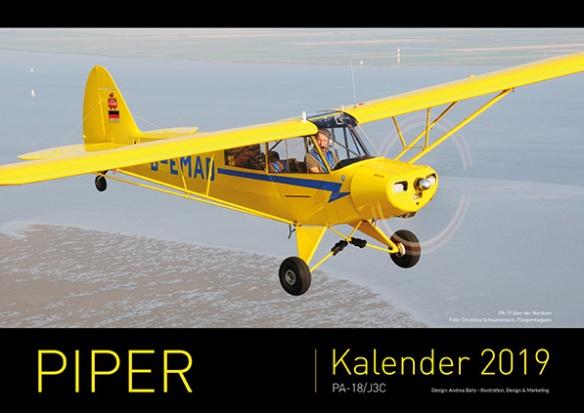 Piperkalender 2019 Titelbild