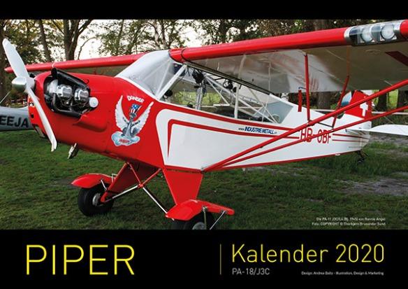 Piperkalender 2020 Titelbild